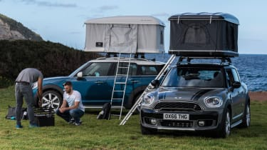 MINI AirTop Roof Tent