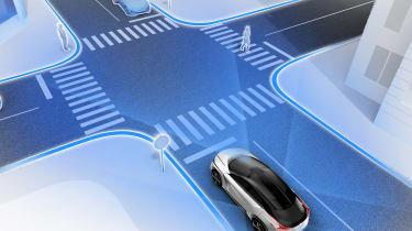 Nissan IMx concept - tech 2