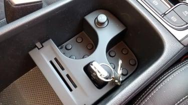 Skoda Kodiaq SE L - key holder