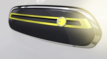 MINI Electric concept - detail