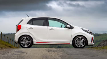 Kia Picanto GT Line - side static