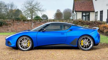 Lotus Evora GT410 Sport - side