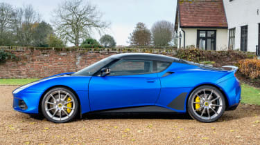 Lotus Evora GT410 Sport - side