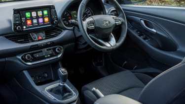 New Hyundai i30 - interior