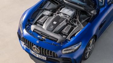 Mercedes-AMG GT R Roadster - engine