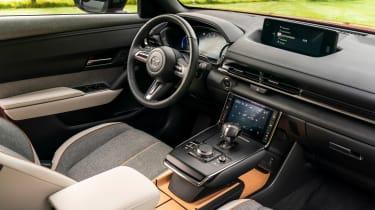 Mazda MX-30 - cabin