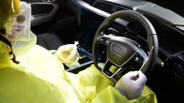 How clean is your car?