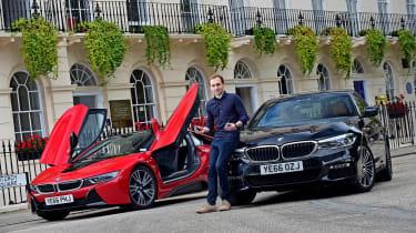 BMW 5 Series - second report header