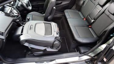 Ford B-MAX - seats
