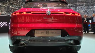 Alfa Romeo Tonale - Geneva full rear