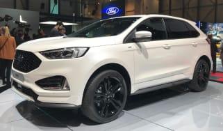 New 2018 Ford Edge SUV
