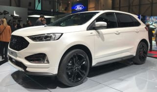 New 2018 Ford Edge SUV
