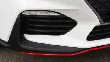 Hyundai i30 N - parking sensor
