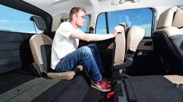 Citroen Grand C4 Picasso - seats
