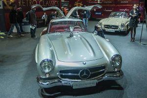 Stuttgart motor show