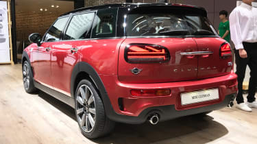 MINI Clubman - Shanghai rear