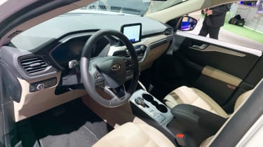 Ford Kuga - New York dash