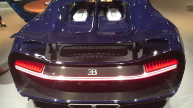Bugatti Chiron Geneva 2016