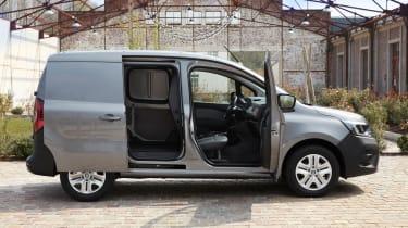 Renault Kangoo Van - open