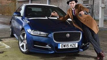 Jaguar XE Long term test - Arthur Daley