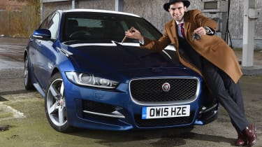 Jaguar XE Long term test - Arthur Daley