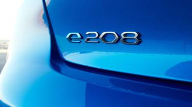 Peugeot e-208 - e208