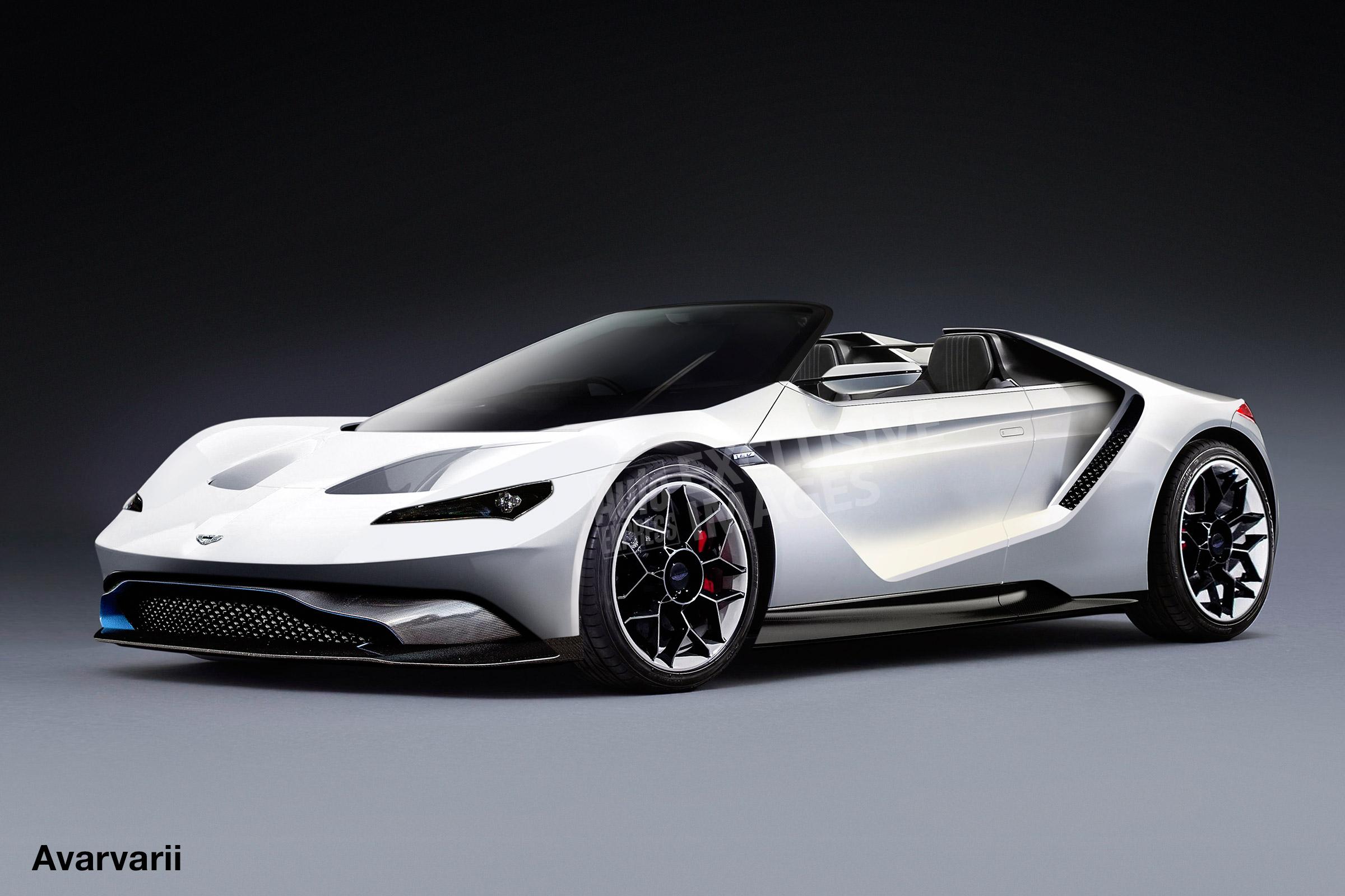 Aston Martin Electric Supercar To Rival Tesla Roadster Auto Express