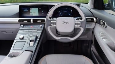 Hyundai Nexo - dash