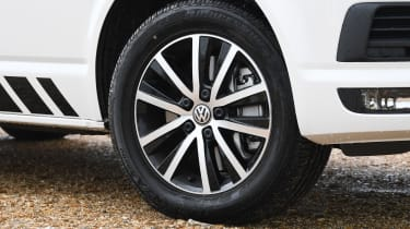 Volkswagen California Edition - wheel