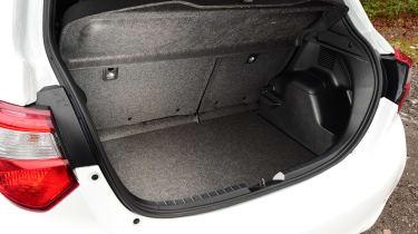 Toyota Yaris GR Sport - boot