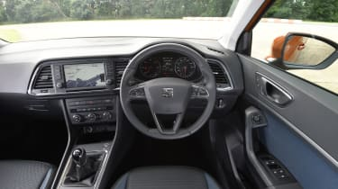 SEAT Ateca First Edition - interior