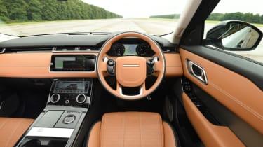 Range Rover Velar - diesel interior