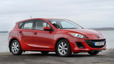 Used Mazda 3 - front