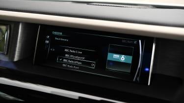 Rolls-Royce Bespoke Audio - screen