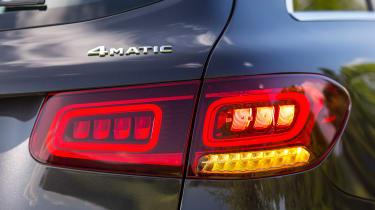Mercedes GLC - rear light