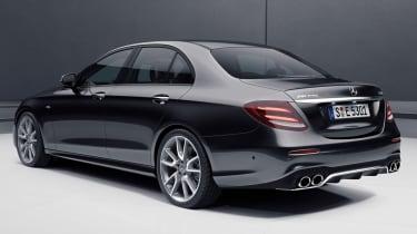 Mercedes-AMG E 53 4MATIC+ rear