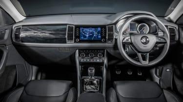 Skoda Kodiaq SUV 2016 - interior
