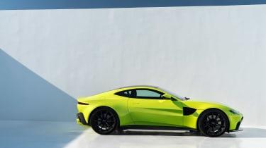 Aston Martin Vantage static