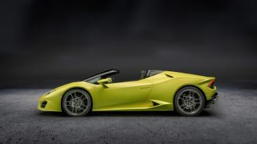 Lamborghini Huracan rear-wheel drive Spyder 6