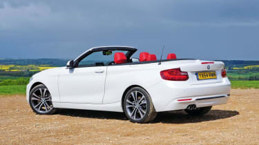 Used BMW 2 Series - rear