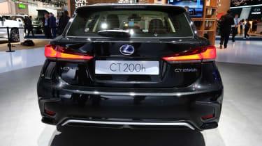 Frankfurt - Lexus CT 200h - rear