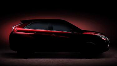 Mitsubishi SUV teaser