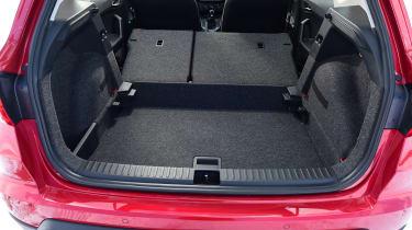 SEAT Arona - boot seats down