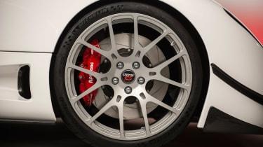 Ultima RS - studio wheel