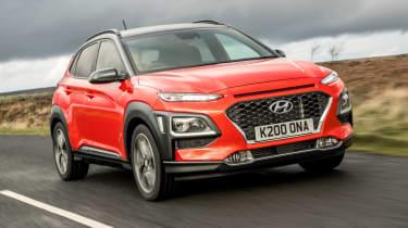 Most reliable small cars to buy 2021 - Hyundai Kona