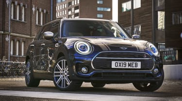 MINI Clubman - front static