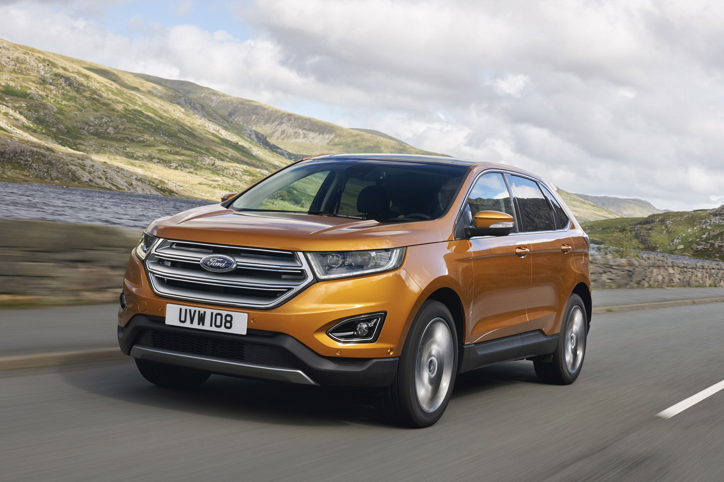 New Ford Edge 4x4 Full Spec Details And Prices Auto Express