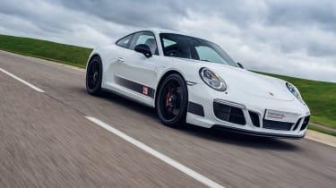 Porsche 911 British Legends Edition Nick Tandy car