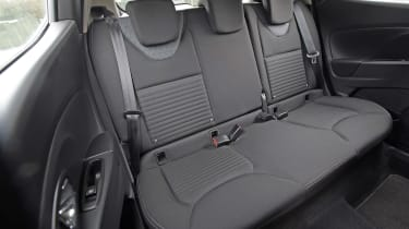 Used Renault Clio - rear seats