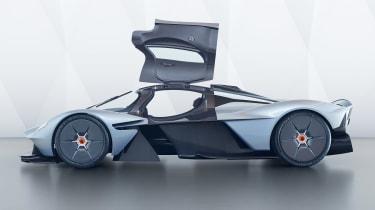 Aston Martin Valkyrie - side